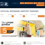 [QLD] 15% off Parking @ Brisbane Airport