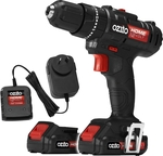 Ozito Home 12V Hammer Drill Kit $49.89 (Was $59) @ Bunnings