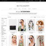 20% off Shoes & Accessories @ Witchery
