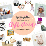 Win a Toddler Pack - Kids Swing, Hubble + Duke, Acorn Kids,  Vouchers, Toys, Crayons etc from Kidstylefile
