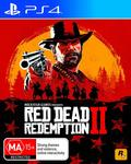 [PS4, XB1] Red Dead Redemption 2 $59 @ Amazon AU