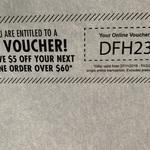 Chemist Warehouse $5 Online Voucher ($60 Min Spend)
