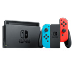 Nintendo Switch Neon/Grey $359.10, Mario+Rabbids Gold Edition $394.20 C&C / + Delivery @ EB Games eBay