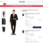 10% off @ TM Lewin (FREE Shipping for Orders above $120)