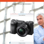 Win a Canon EOS RP & Kit Worth $2,395 or Sony α6400 & Kit Worth $1,407 from Northrup Photography