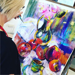 [VIC] Adult Mixed Media Art Classes $348 (Was $398, Save $50) @ Ladder Art Space, Kew