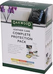 Oakwood Leather Cleaner Complete Protection Kit $20 @ Bunnings