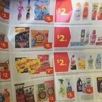 Tyrrells Chips, Colgate Sensitive, Palmolive Shampoo $2 @ Reject Shop