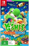 [Pre-Order] [Switch] Yoshi's Crafted World $49.40 + Delivery (Free C&C) @ Harvey Norman