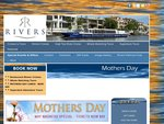 Mothers Day Lunch Cruise, $69 (save $30) with FREE Super Duck pass (valued at $35) GOLD COAST