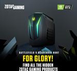 Win a ZOTAC MEK Mini Gaming PC from ZOTAC
