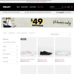 Volley Revivals for 48 Hours $49 + Delivery (Free Shipping over $59.95) @ Volley