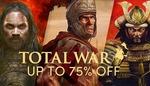 [PC, Steam] 75% off Total War: Warhammer $22.49, 66% off Warhammer II $30.59, 50% off DLC @ Humble Bundle