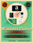 Win an Cosora Air Fryer, Ring Doorbell, Apple AirPods or $150 USD Amazon Gift Card from Moss Reviews and Golden Goose Giveaways