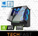 Gaming Computer: i7 8700 RTX 2080 8GB 240GB SSD 16GB $1649, I9 9900K RTX 2080ti 11GB 240GB SSD 16GB $2999 @ eBay Techfast