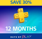 [PS4] 12 Month PlayStation Plus $55.96 @ PlayStation AU