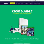 Xbox One S 1TB + 2 Games for $129 on NBN100 $79 Unlimited Plan (New Customers) @ Mate