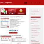 [PC] Free PDF Compressor Pro V5 Software (Compress All Types of PDF)