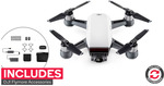 (Refurbished) DJI Spark w/ Fly More Combo $649 Delivered @ Kogan
