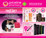 40% off Olay, Covergirl, Rimmel + Free Make-up Bag with Products (Worth $85) with $50 Spend on Cosmetics @ Priceline