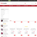 60% off Any Purchase (No Min Spend) @ Chic Leader
