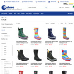 All Evercreatures Gumboots $50 + Delivery @ Bstore