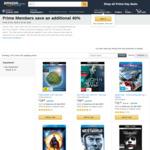 [Amazon Prime] Save 40% on Select Movies & TV Shows @ Amazon AU