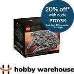 LEGO Millennium Falcon UCS (75192) $875.20 Delivered @ Hobby Warehouse eBay