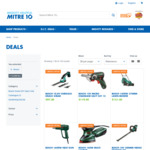 40% off RRP on All Bosch Green DIY Products @ Mitre10
