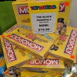 [VIC] Monopoly Board Game The Block Version $10 @ Toyworld, Central Doncaster