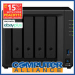 [eBay Plus] Synology DS918+ 4-Bay NAS $619.65 Delivered @ Computer Alliance via eBay