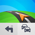 Sygic Offline Navigation Lifetime Software (Premium World + Traffic for Android or iOS (€19.99eur ~ $33.00 AUD)