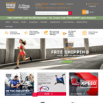 Free Shipping to Metro Areas @ Fitness Warehouse until November 25th