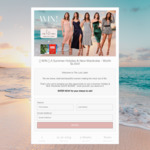 Win a $500 Flight Centre Voucher & $500 Gift Card from The Lust Label