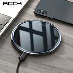 ROCK 10W Qi Wireless Charger - AU $7.02 Delivered @ Rock via AliExpress