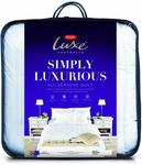 Tontine Luxe Simply Luxurious Quilt, Single $47.99 Delivered @ Amazon AU