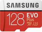 Samsung Evo Plus 128GB Micro SD Card $17.70 + Delivery ($0 eBay Plus) @ FFT eBay