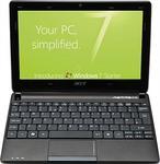 "$297 Acer AOD257-13DQK 10"" Netbook (Atom N450) @ JB Hi-Fi"