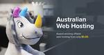30% off 12 Month Web Hosting Service + Free .AU Domain Name @ VentraIP