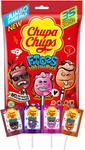 Chupa Chups Faces Bags, 5 Bags x 35 Lollipops - $20.45 + Delivery ($0 with Prime/ $39 Spend) @ Amazon AU