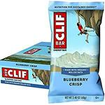 CLIF Bar Blueberry Crisp 12x 68g $20.04 ($18.04 Subscribe & Save) + Delivery ($0 with Prime/ $39 Spend) @ Amazon AU