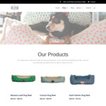 25% off Dog Beds + Free Shipping @ The Bone Co