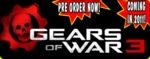 Gears of War 3 $69 JB Hi-Fi