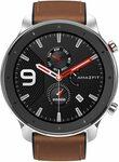Amazfit GTR 47mm - Stainless Steel - Smartwatch with GPS+GLONASS $195.50 Delivered @ VESAL via Amazon AU