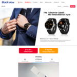 Win a Blackview BV-X1 Smart Watch