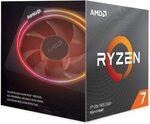 AMD Ryzen 7 3700X 3.6 Ghz 8-Core AM4 Processor with Wraith Prism Cooler $465.5 + Delivery ($0 with Prime) @ Amazon US via AU