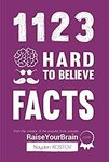 "[eBook] Free: ""1123 Hard to Believe Facts"" $0 @ Amazon"