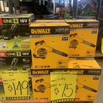 [NSW] Dewalt Dcm572n Brushless Blower 54v Skin Only $75 @ Bunnings Seven Hills