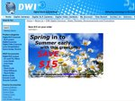 Save $15 (When You Spend over $100) at Digital World International Digital Cameras