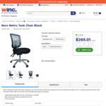 Buro Metro Task Chair with Nylon Base $249 - Free Metro Shipping @ WINC
